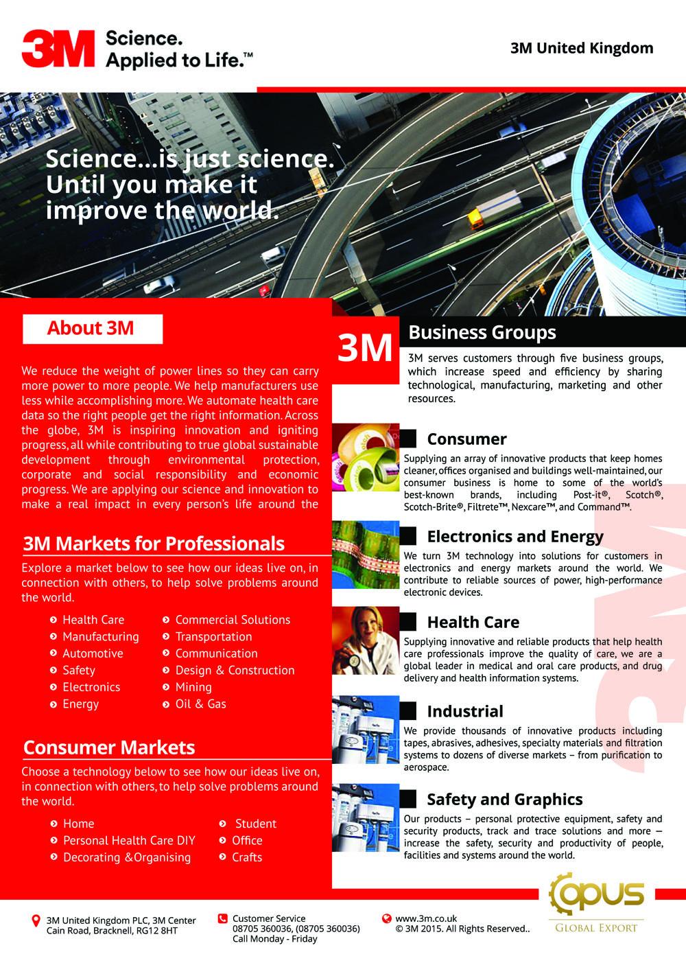 3M Brochure