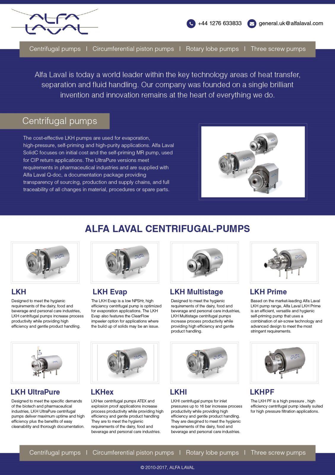 AlfaPumps-brochure