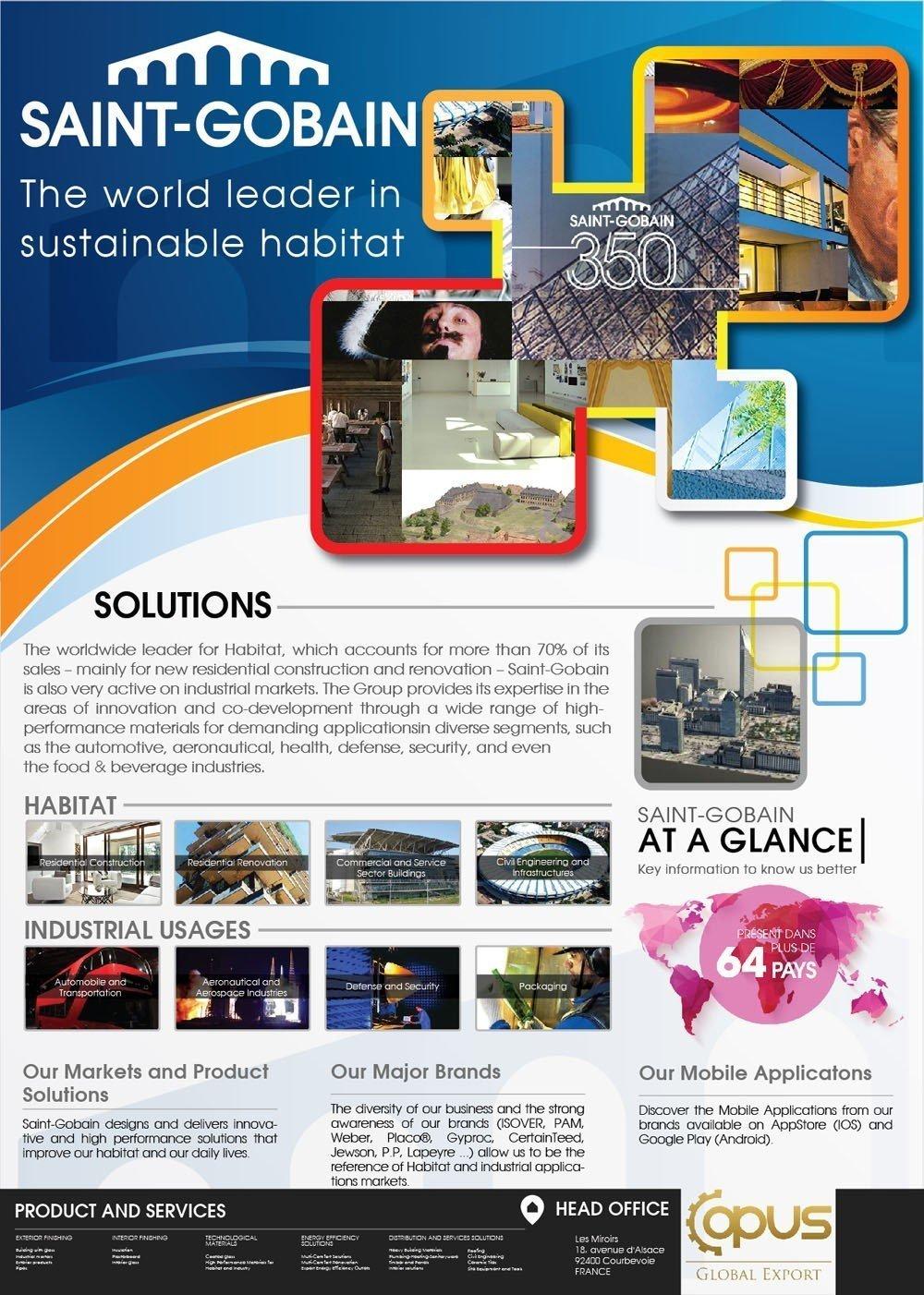 Glass Technology Saint Gobain