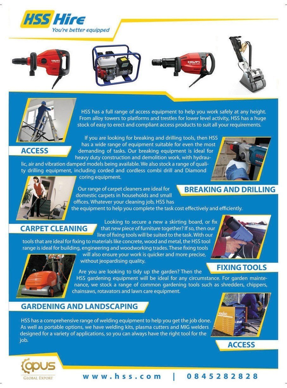 HSS-brochure
