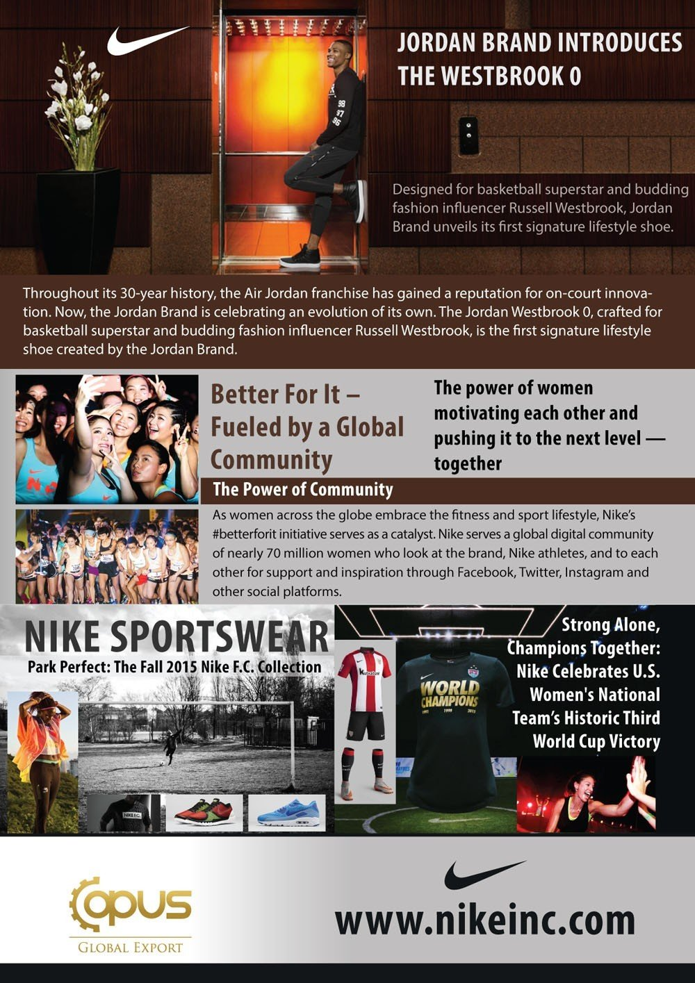 SPORTS-LEISURE-AND-SUPPLEMENTS-NIKE-INC