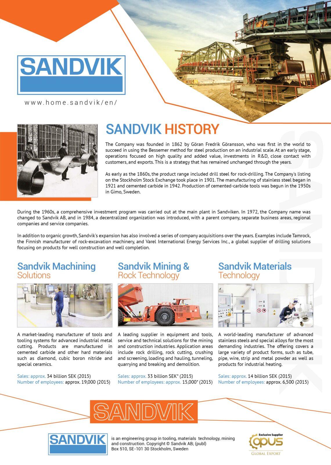 sandvik-brochure
